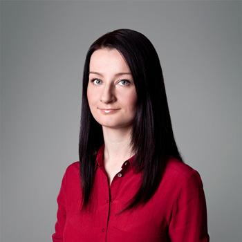 Iwona Mucha : Assistentin der Partner
