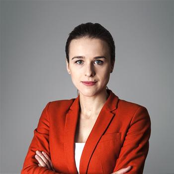 Anika Sitkowska : senior associate