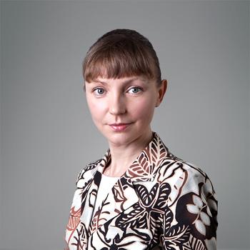 Danuta Wiśniewska : asystentka partnerów