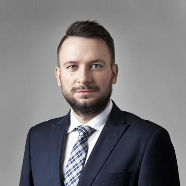 Grzegorz Pokrzywka : senior associate