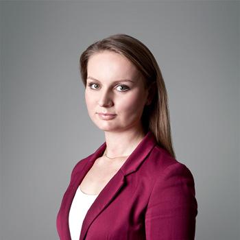 Natalia Kłak : Assistentin