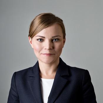 Agnieszka Trzaska : senior associate