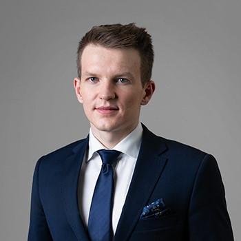 Bartłomiej Głąbiński : associate